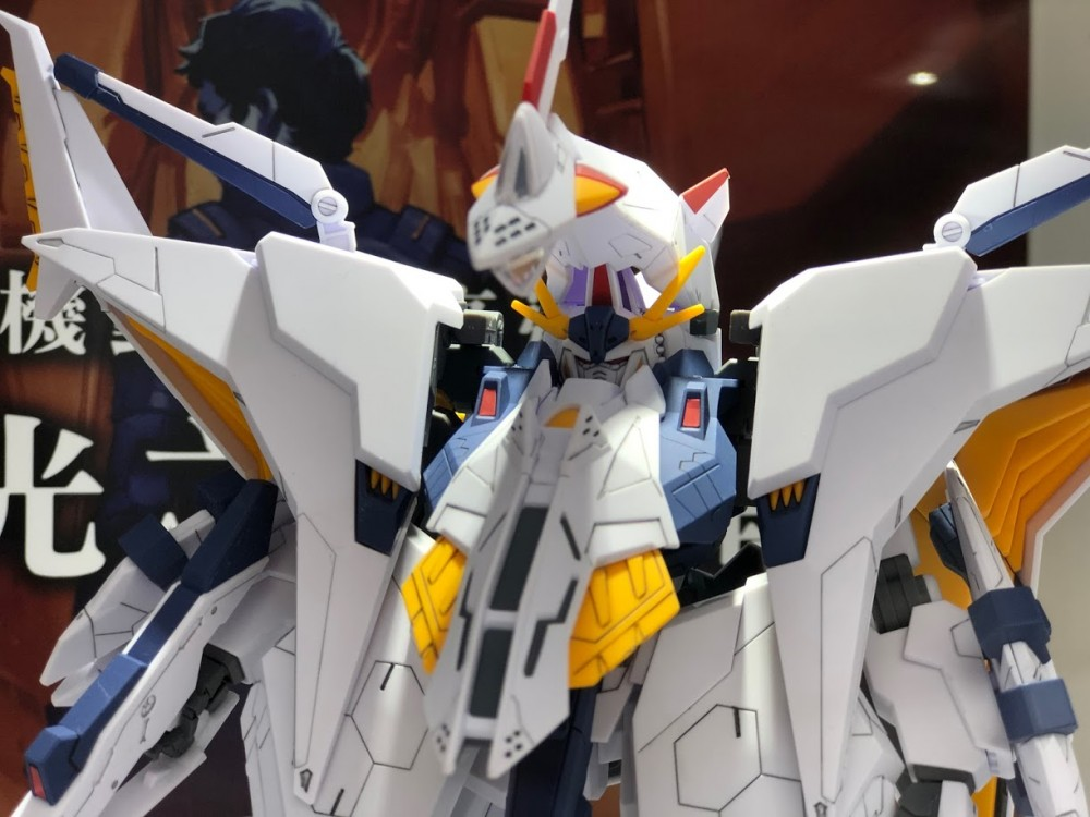 NEW images HGUC 1/144 PENELOPE
