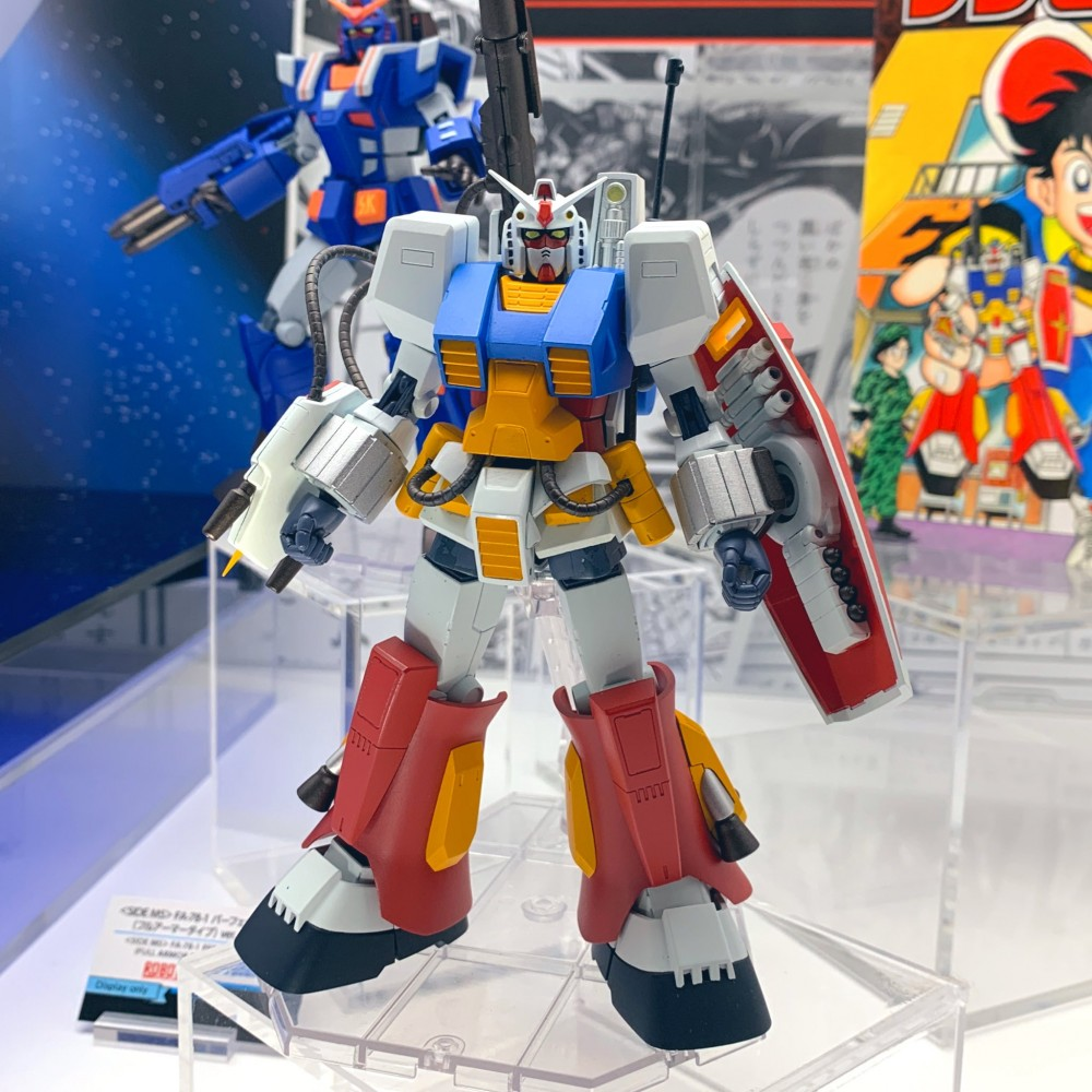 REPORT: October 25-27, 2019 TAMASHII NATIONS Exhibition 2019 @ Tokyo Akihabara UDX Venue Exhibit: ROBOT Spirits Series