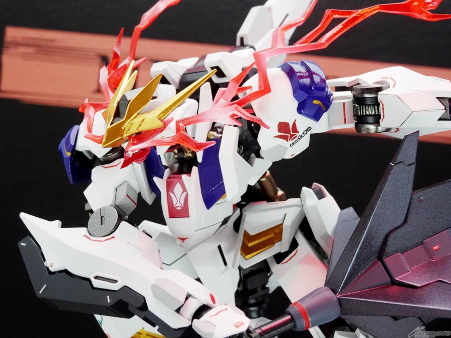 METAL ROBOT Spirits Gundam Barbatos Lupus Rex, images / info