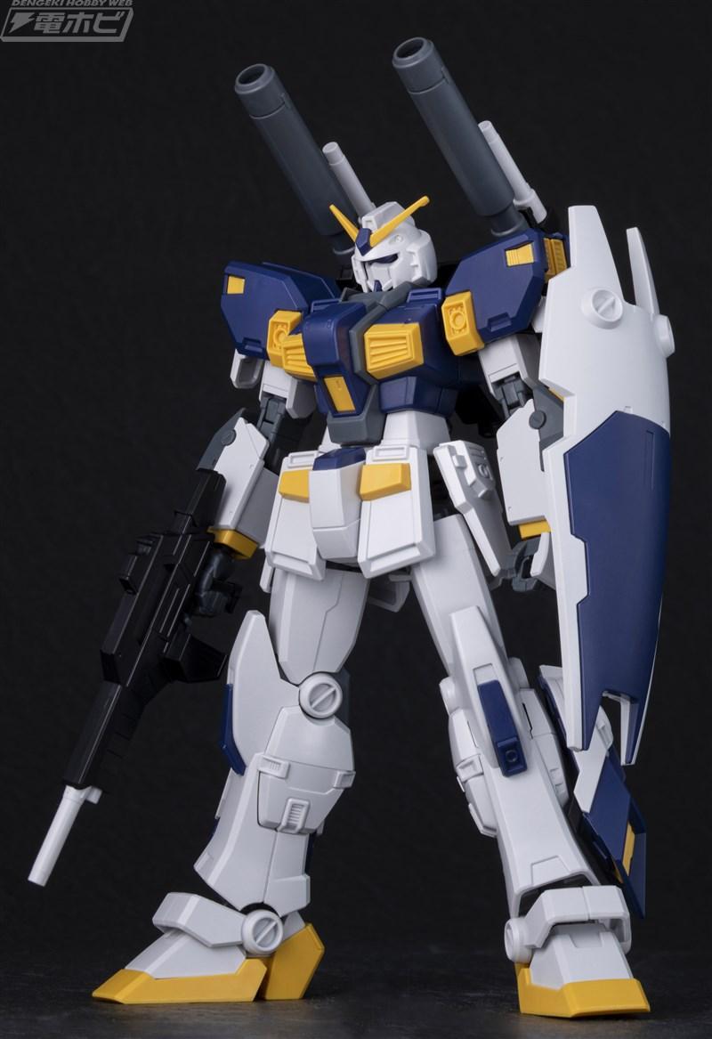 New images P-Bandai HGUC 1/144 RX-78-6 Mudrock Gundam (Madrock)