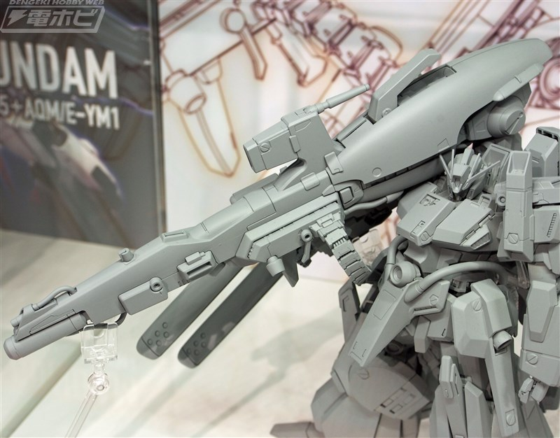 Just added new images MG 1/100 FAZZ Ver. Ka