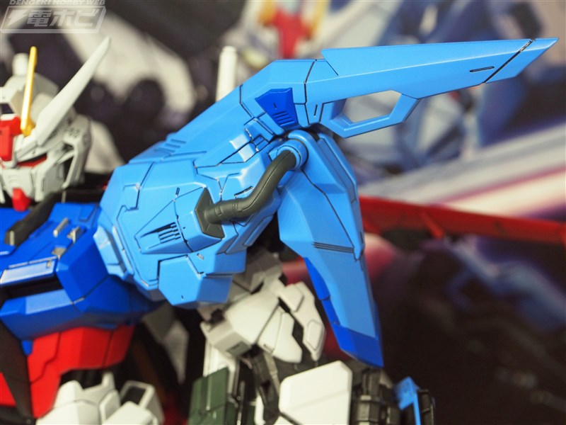 Just added No.16 images PG 1/60 PERFECT STRIKE GUNDAM