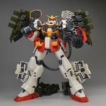 P-Bandai MG GUNDAM HEAVYARMS EW IGEL UNIT REVIEW