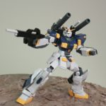 2nd Review for P-Bandai HGUC 1/144 RX-78-6 Gundam G06 Mudrock