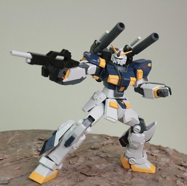 HGUC 1/144 RX-78-6 Gundam G06 Mudrock