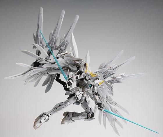 Wing Gundam Snow White Prelude