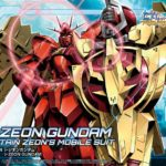 Nu Zeon Gundam: just added many images, i don't know if it's cool or not