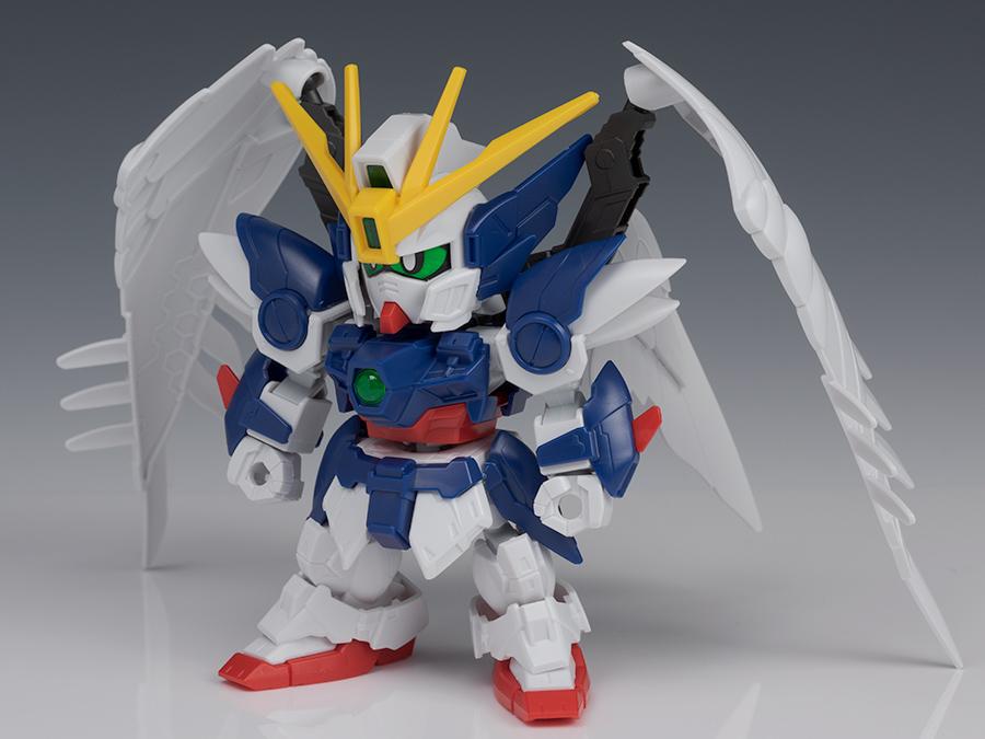 Sdcs Wing Gundam Zero Review Gunjap