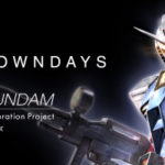 New 40th Anniversary Mobile Suit Gundam eyeglasses are both stylish and nerdy