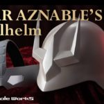 1/1 scale Char Aznable's Stahlhelm: get yours! Full info and Links!