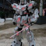 Featuring UbersCosplay as Unicorn Gundam mecha-cosplay: Amazing images and Work! Info