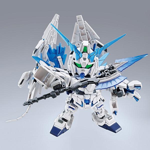 Bb Senshi Gundam Base Limited Unicorn Gundam Perfectibility Gunjap