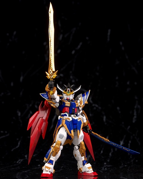 LIU BEI GUNDAM Real Type