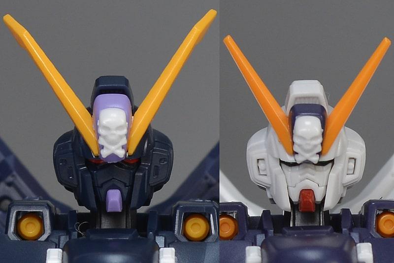 comparison crossbone gundam