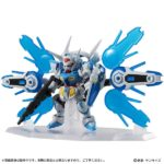 P-Bandai Mobile Suit Ensemble EX16 G-SELF PERFECT PACK: Official Images, info