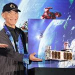 Yoshiyuki Tomino revealed that he will write the message that will be transmitted on Space