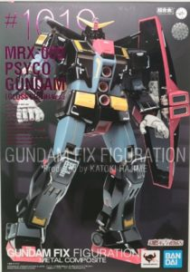 PSYCO GUNDAM Gloss Color Ver. REVIEW