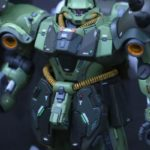 Alan Kwan's MG 1/100 GEARA DOGA industrial gear conversion kit