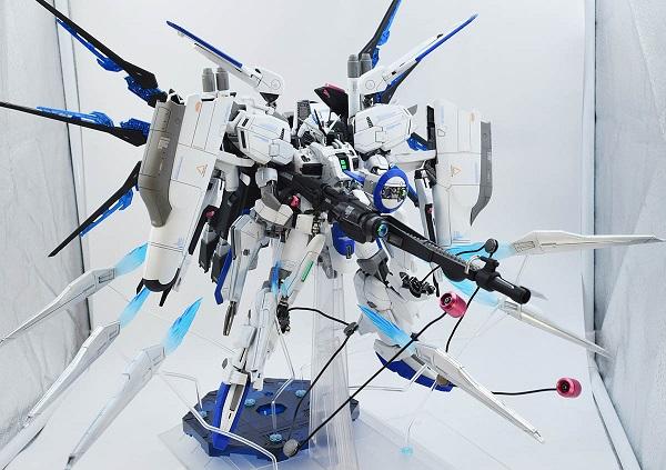 MG 1/100 Ex-s Gundam OMEGA