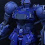 Alan Kwan's MG 1/100 YMS-15 GYAN Conversion Kit review