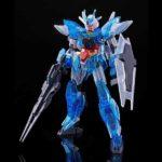 HGBD:R 1/144 Earthree Gundam [Dive Into Dimension Clear]