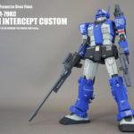 SiS's 1/144 GM Intercept Custom The ORIGIN MSD Series