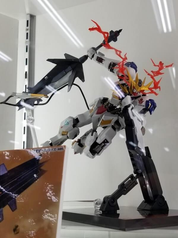 another view of Gundam Barbatos Lupus Rex