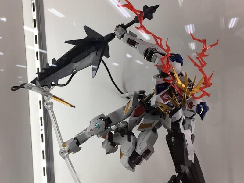 another shot of Gundam Barbatos Lupus Rex
