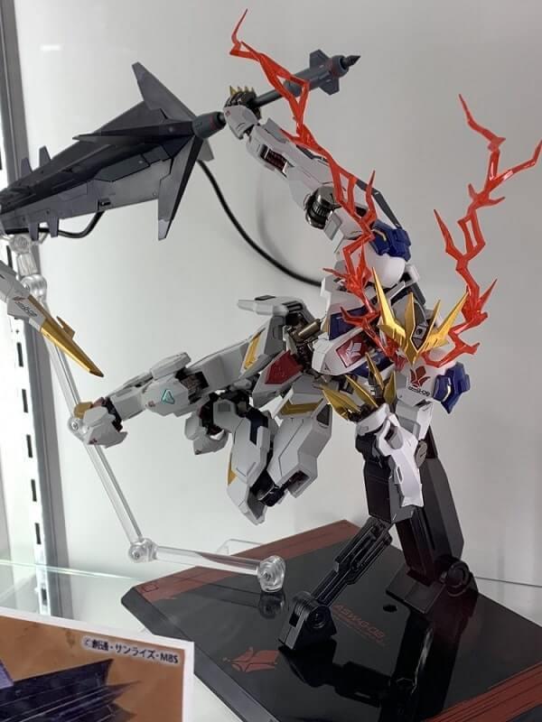 Many New Photos For The Metal Robot Spirits Gundam Barbatos Lupus Rex Gunjap See more fan art related to #mobile suit gundam: many new photos for the metal robot