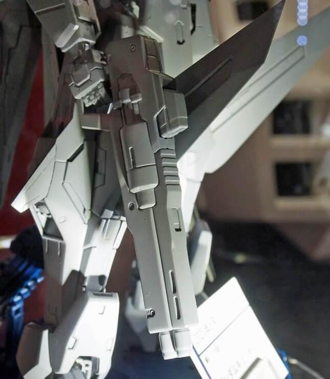 weapon of Gundam Kyrios