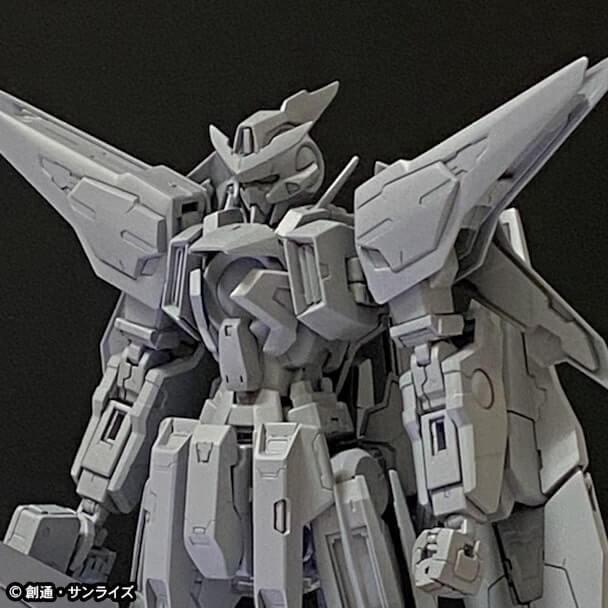 official image of Gundam Kyrios