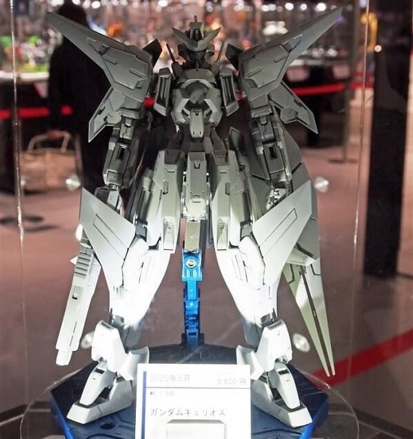 another image of mg Gundam Kyrios