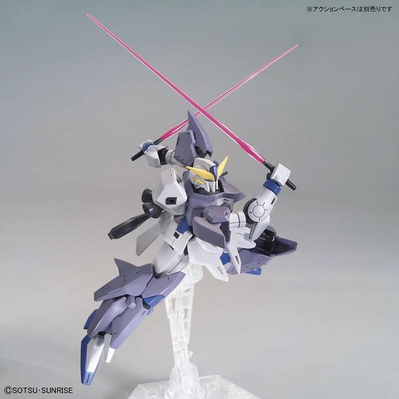 beam sabers gundam tertium