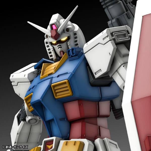 official image of Gundam the Origin Custom