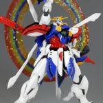HiRM Hi-Resolution God Gundam REVIEW