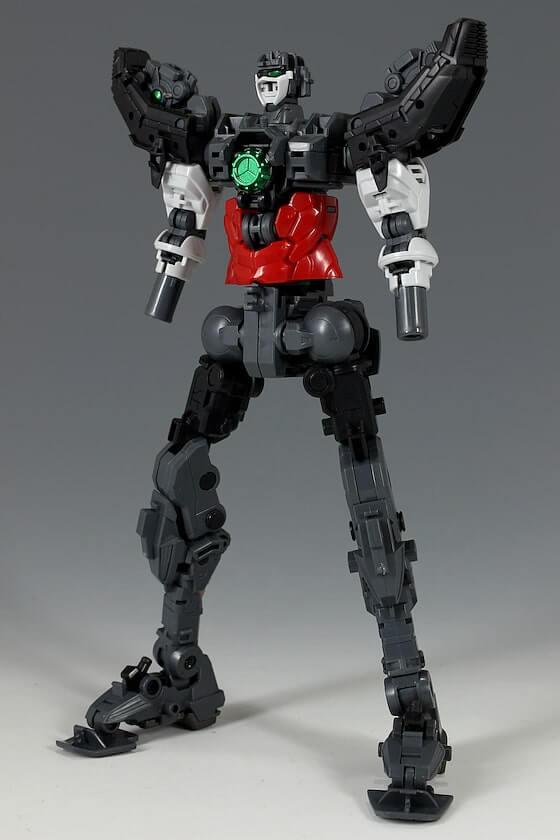 front inner frame of HiRM God Gundam