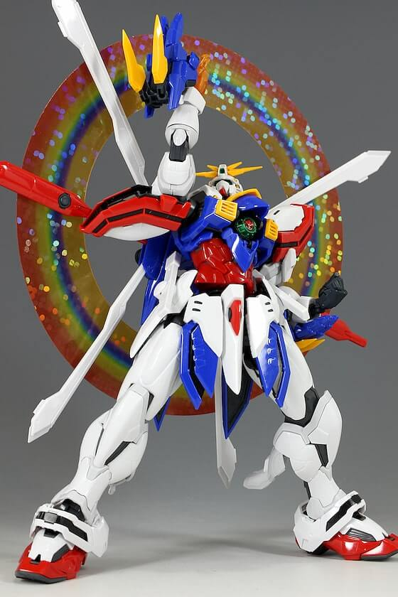 full image of Hi-Resolution God Gundam