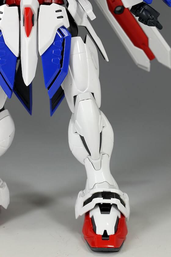close up HiRM God Gundam
