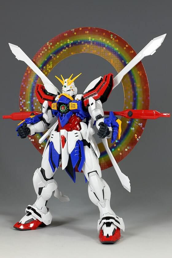 weapon of HiRM God Gundam