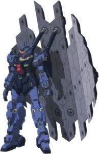 MRX-013-3 Psycho Gundam Mk-IV G-Doors