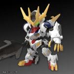 SDCS Gundam Barbatos Lupus Rex: Images, info