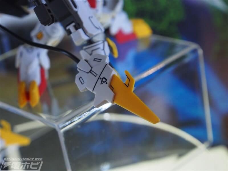 weapon of SDCS Gundam Barbatos Lupus Rex
