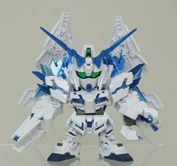 Unicorn Gundam Perfectibility front