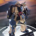 P-Bandai HG 1/144 Zaku Desert Type images, info