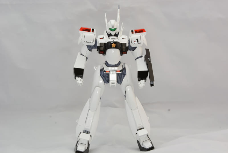 threezero's Ingram Unit 1 from Patlabor