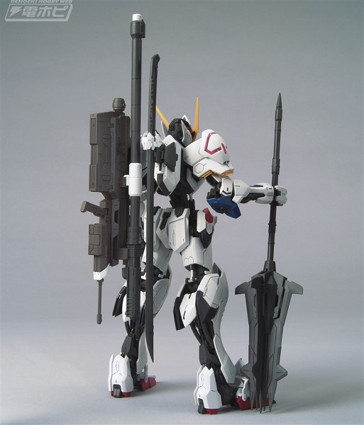 barbatos weapons