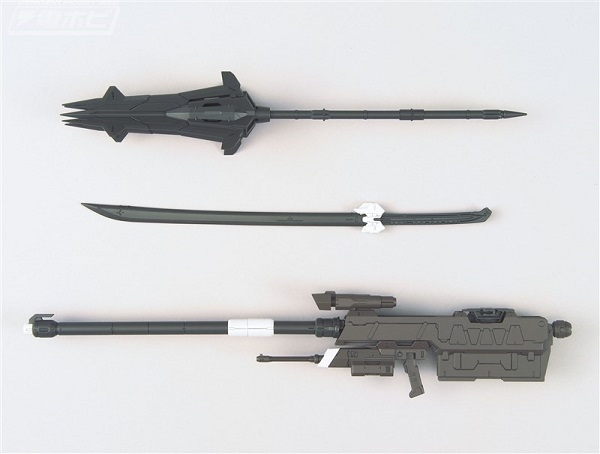 weapons included