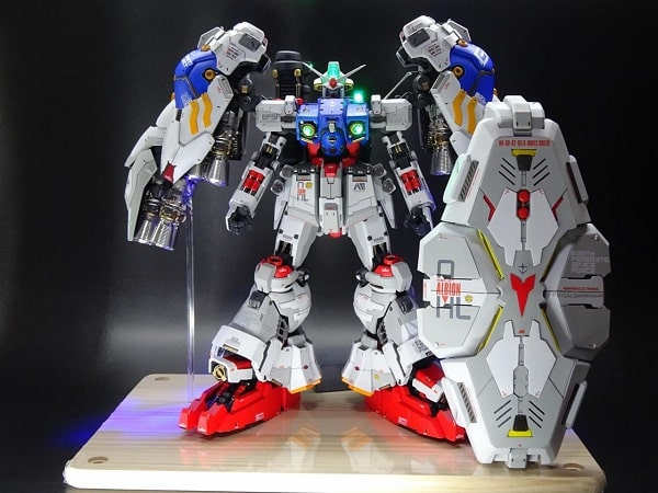 Gundam RX-78GP02A Re-Definition custom build