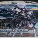 HGBD:R 1/144 Eldora Brute Unknown Mobile Suit REVIEW