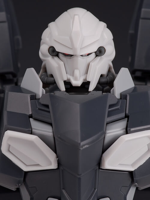 Sinanju Stein Unicorn Ver head